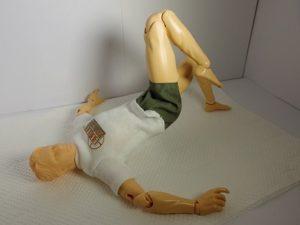 膝蹴り ワンダーコア 腹筋