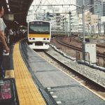 □飯田橋駅のホームが大好き!